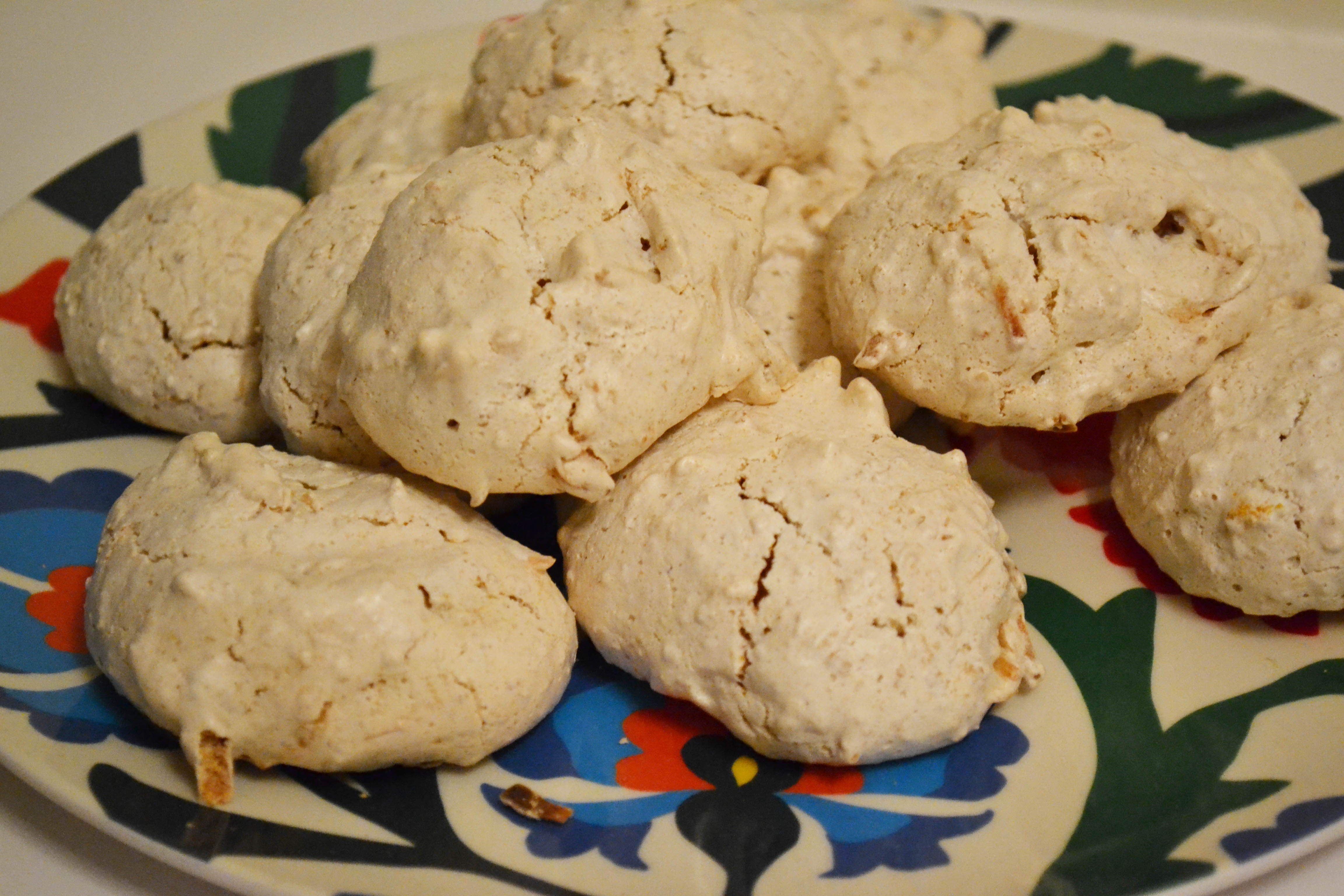 To Die For Coconut Cookies