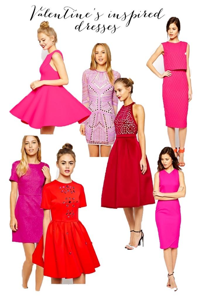 Valentine's Day Dresses | The Wellesley Girl Blog